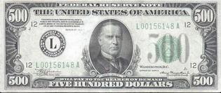 История доллара США
