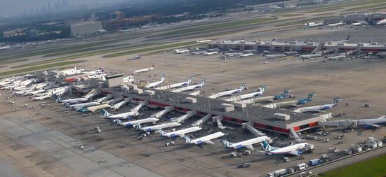 Международный аэропорт Атланты Хартсфилд-Джексон, Hartsfield-Jackson Atlanta International Airport