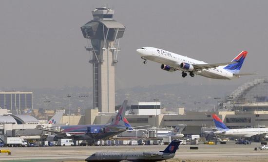 Международный аэропорт Лос-Анджелеса. Los Angeles International Airport