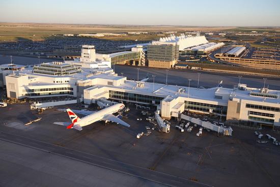 Международный аэропорт Денвера. Denver International Airport