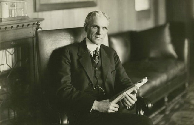 Henry Ford Генри Форд