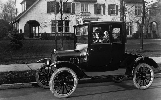 Henry Ford model t Генри Форд