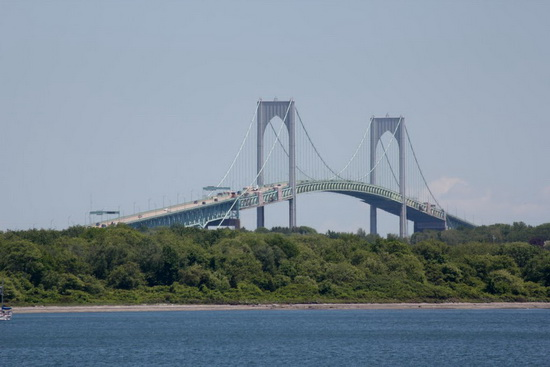 Мост Клейборн Пелл (Claiborne Pell Bridge)