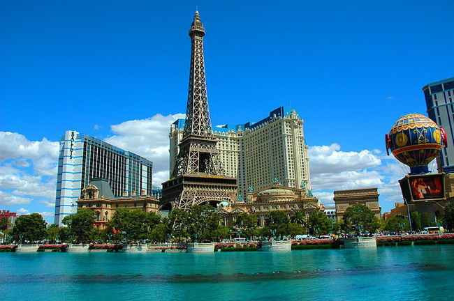 las vegas paris usa