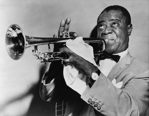 louis armstrong Луи Армстронга