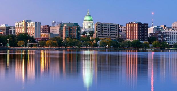 Мэдисон, штат Висконсин