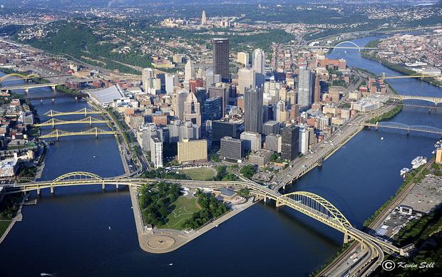 Питтсбург, штат Пенсильвания