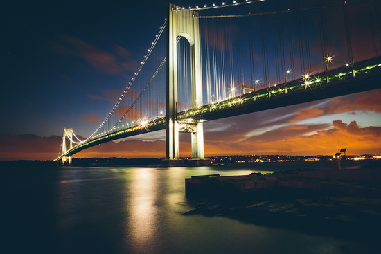 Мост Верразано-Нэрроуз (Verrazano-Narrows Bridge)