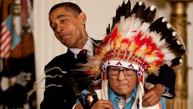 Коренные жители США. Индейцы США