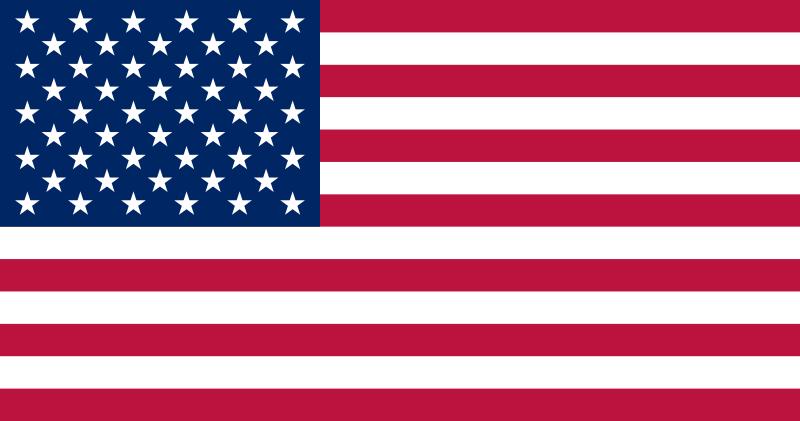 Флаг США Государственный флаг США