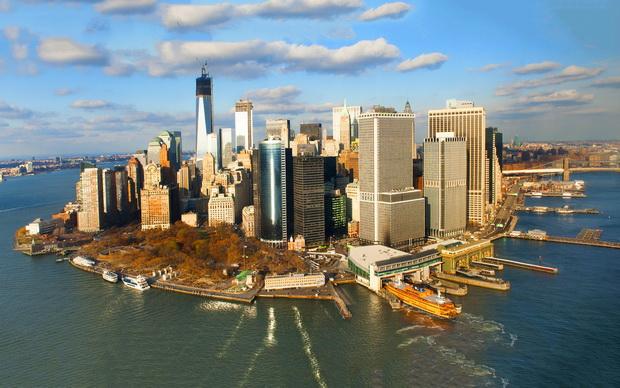 Манхэттен Manhattan